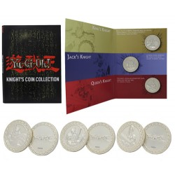 Yugioh Knights Coin Collection Coin Set PRE-ORDER