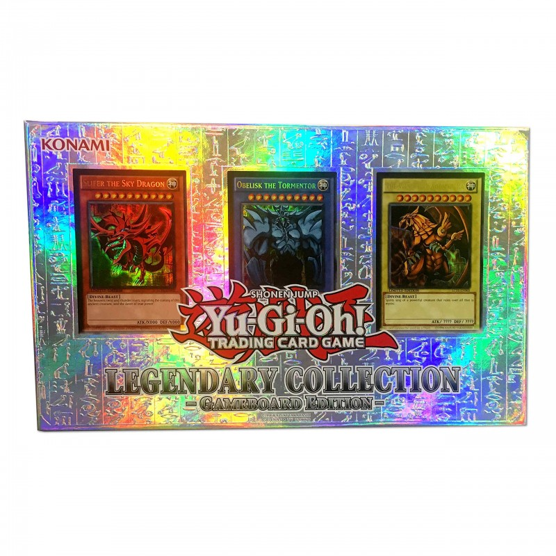 Yugioh Legendary Collection 1 Box Edition