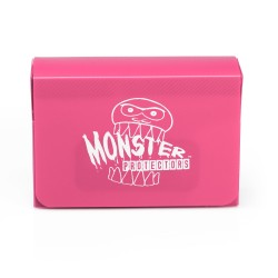 Monster Double Deck Box Matte Pink