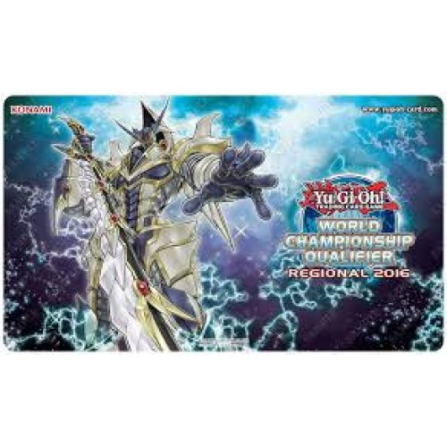 Yugioh Buster Blader 2016 WCQ Playmat