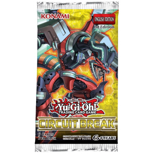 Circuit Break Booster Pack 1st Edition