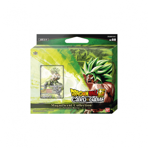 Dragonball Super Magnificent Collection Broly