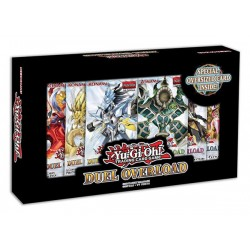 Yugioh Duel Overload x12 - Case - Boxless