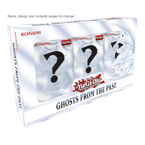 Yugioh Ghosts from the Past Sealed Display