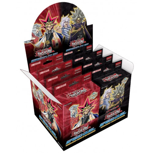 Yugioh Match of the Millenium and Twisted Nightmare Starter Deck Box