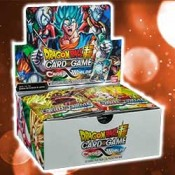 Dragonball Super Booster Boxes