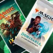 Magic The Gathering Booster Packs