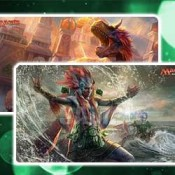 Magic The Gathering Playmats