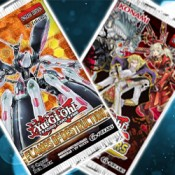 Yugioh Booster Packs