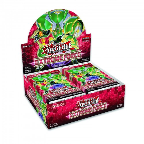 Extreme Force Booster Box 1st Edition