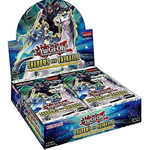 Shadows In Valhalla Booster Box 1st Edition