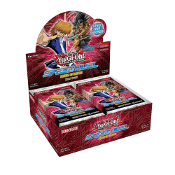 Yugioh Speed Duel Scars of Battle Booster Box