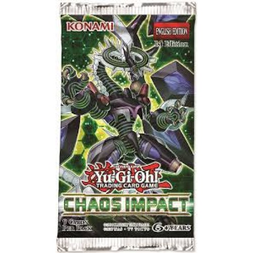 Chaos Impact Booster Pack x1