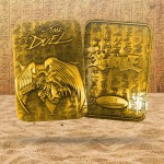Yugioh Winged Dragon of Ra Limited Edition Gold Card